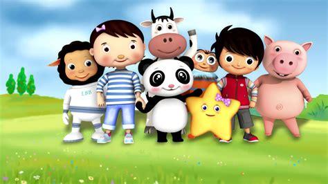 Finger Family Baby Tv Friends Nursery Rhyme Song