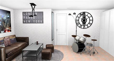 chambre ado york déco chambre d 39 ado york