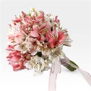 flowers bouquet bouquet de astromelias nv 7 bouquet de novia hana
