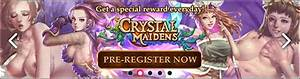 New Upcoming Game Crystal Maidens