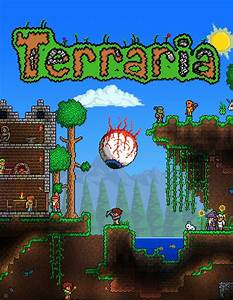 Terraria Free Download PC Full Version Crack Multiplayer