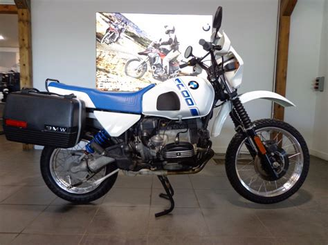 R100gs by 1988 Bmw R100gs Pics Specs And Information