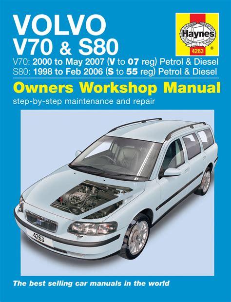 haynes manual  volvo   petrol diesel
