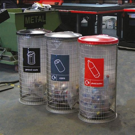industrial recycling sack holder  litre capacity buy