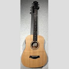 Taylor Guitars Baby Taylor With Electronics Bt1e  Legacy Music