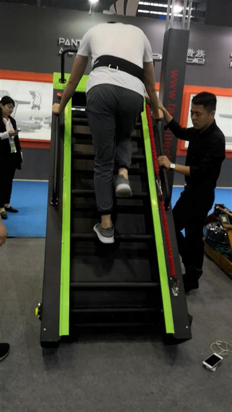 jacobs ladder climber gym equipment electric climbing