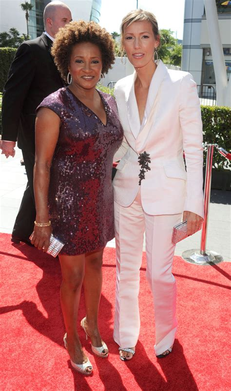 wanda sykes  wife alex creative emmys date night