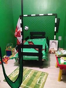 But Foot Enfant : chambre enfant foot ~ Teatrodelosmanantiales.com Idées de Décoration
