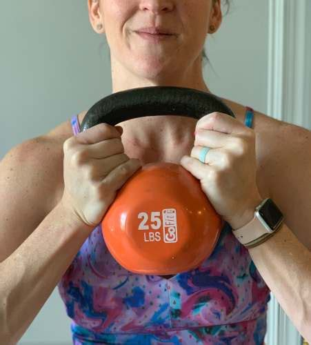 kettlebell kettlebells safely endurance strength train warm kind should before