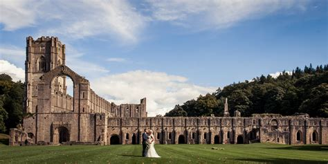 weddings  fountains abbey  studley royal national trust