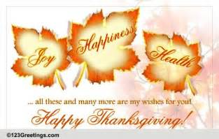 my thanksgiving wishes for you free happy thanksgiving ecards 123 greetings