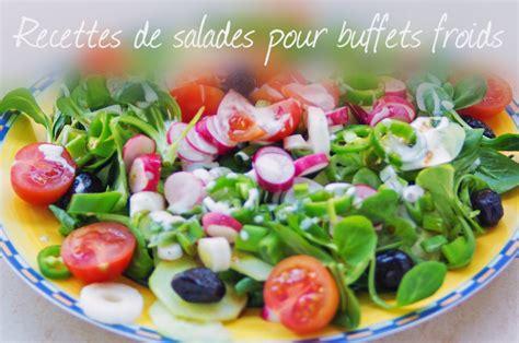 recettes de cuisine originales recettes salades composees originales