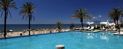 hotel luxe dans la chambre hôtel vincci seleccion estrella mar marbella espagne