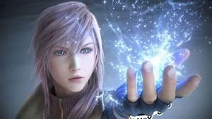 Final Fantasy Free Wallpaper Final Fantasy Lightning