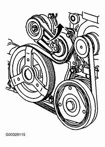 2004 Chevrolet Cavalier Serpentine Belt Routing And Timing Belt Diagrams