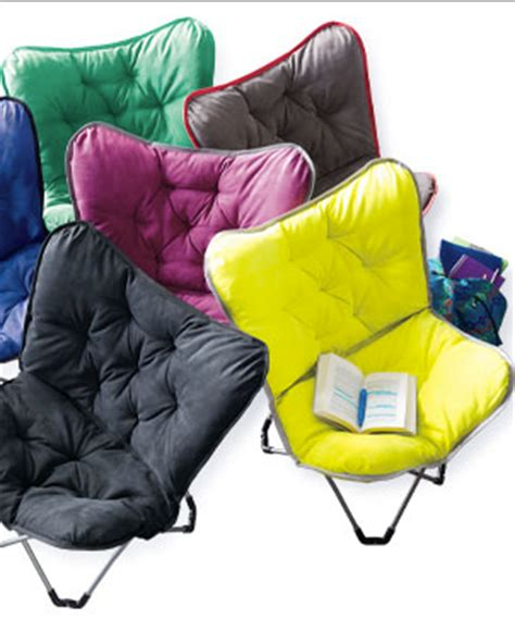 kohls student lounge butterfly chair student lounge memory foam butterfly chair the great
