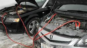 Guide For Using Jumper Cables To Charge A Dead Car Battery
