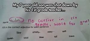 The Current Education System, Kid Is Too Smart, Better ...