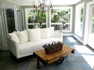 Cottage Style Sunrooms HGTV