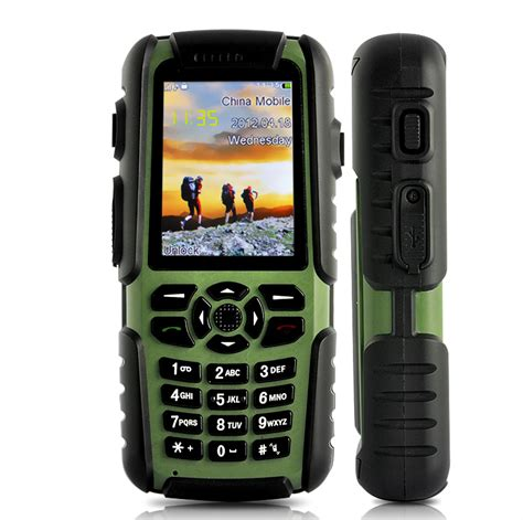 walkie talkie phones vigis outdoors mobile phone with walkie talkie gps