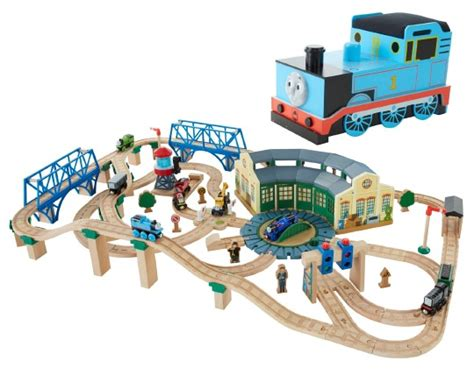 the tidmouth shed layout big ticket gifts for play trains