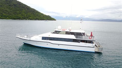Fishing Boat Charters Cairns by Cairns Charter Boats Full Day Multi Overnight Extended