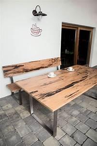 Holz Für Terrasse Günstig : gartentisch aus altholz edelholz und obstholz f r terrasse ~ Whattoseeinmadrid.com Haus und Dekorationen