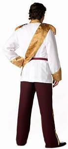 Deluxe Adult Prince Charming Costume - Candy Apple ...