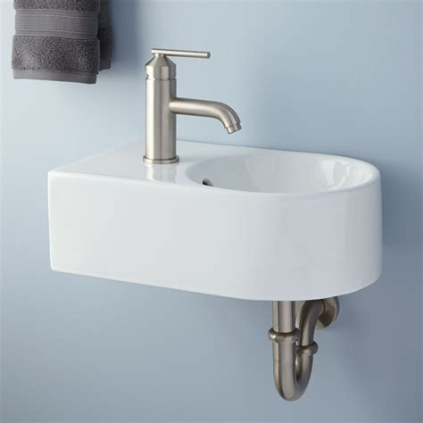 Small Wall Mounted Bathroom Sink by Small Wall Mounted Sink A Choice For Space
