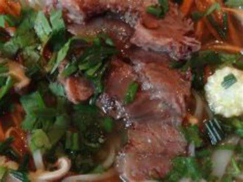 la cuisine vietnamienne recettes de soupe vietnamienne
