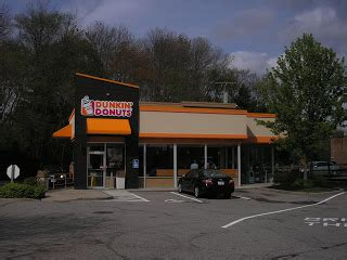 bedford mass whats   retail renovated dunkin