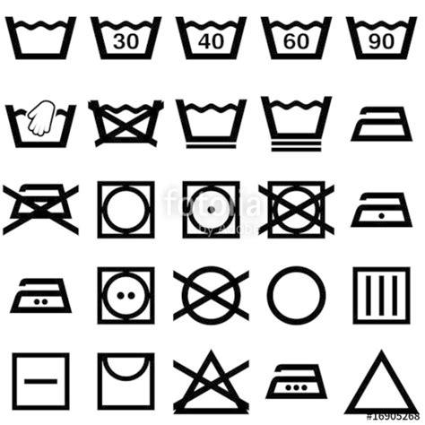 quot symbole du lavage et du repassage quot fichier vectoriel libre de droits sur la banque d images