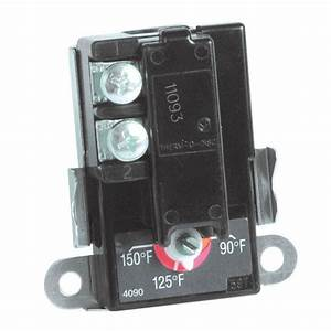 Lower Thermostat Therm-o-disc-15417