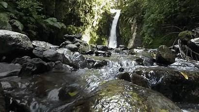 Waterfall Meditation Fire Calm Ilchi Sound Water