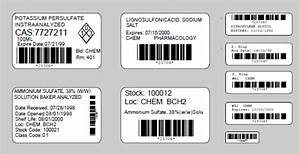 vertere barcoding With inventory shelf labels