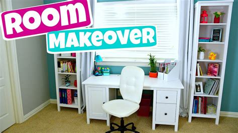 extreme teen room makeover organization  diys part
