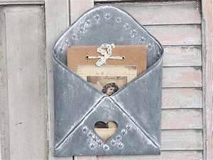 Schriftzüge Für Die Wand : briefhalter f r die wand clever deko ~ Lizthompson.info Haus und Dekorationen