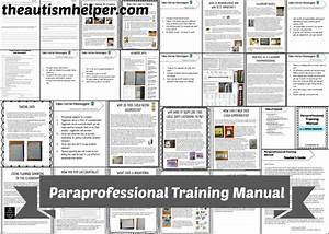 Training Your Paraprofessionals