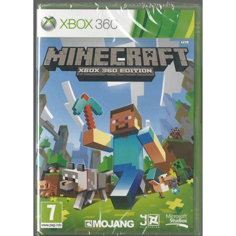 Minecraft Xbox 360 On Onbuy