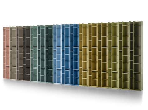libreria random mdf biblioth 232 que mitoyenne modulable en fibre de bois random