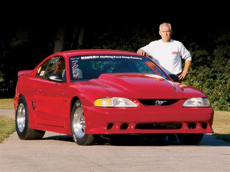 1998 Ford Mustang Gt  Nmra  50 Mustang & Super Fords