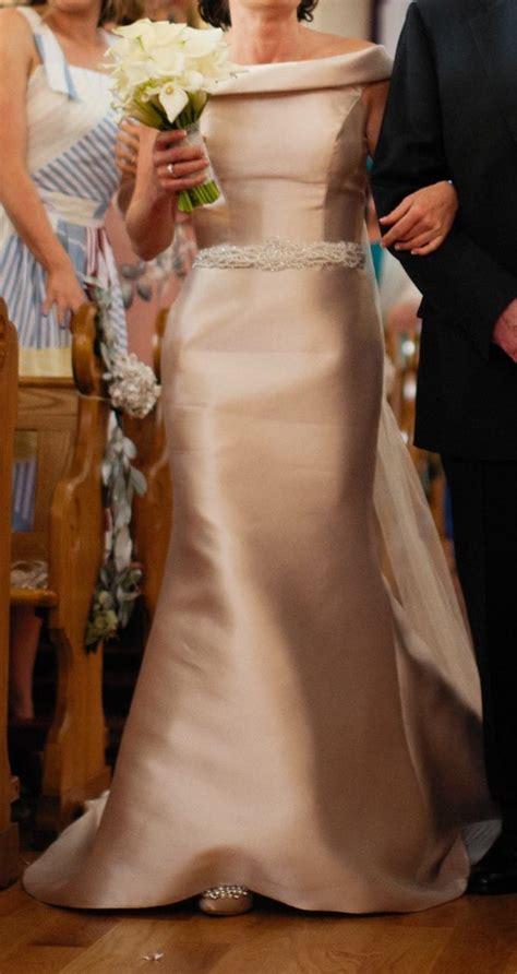 ronald joyce amanda wedding dress matching veil sell