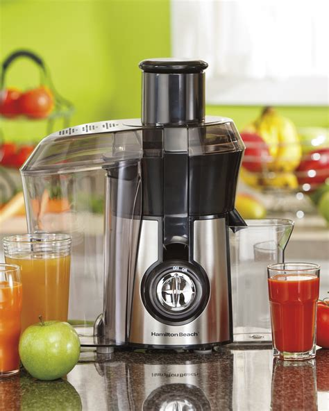 juicer hamilton beach juice extractor mouth machines juicing juicers hamiltonbeach pro