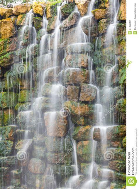 Waterfall Stock Photography - Image: 34462602