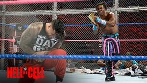 Hell in a Cell 2017 review   The Newplex