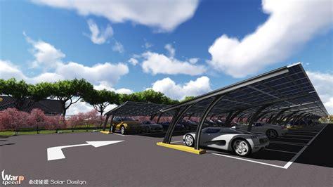 solar life solar design carport solar system