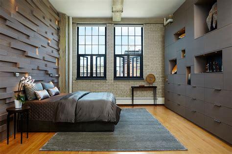 20+ Industrial Bedroom Designs, Decorating Ideas