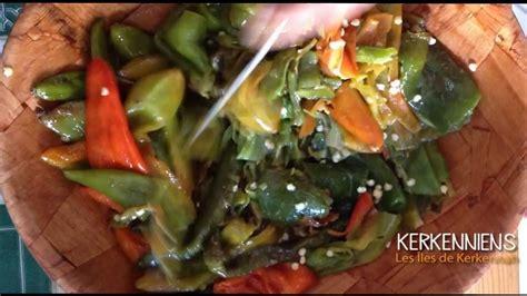 recettede cuisine recette de cuisine tastira tunisienne