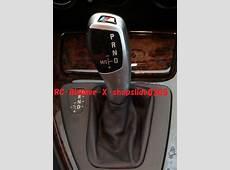 BMW E53 X5 左ハンドル用新型ATシフトレバー PARTS SHOP