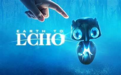Echo Earth Disimpan Dari